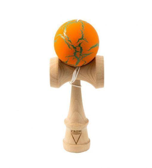 Crac naranja verde