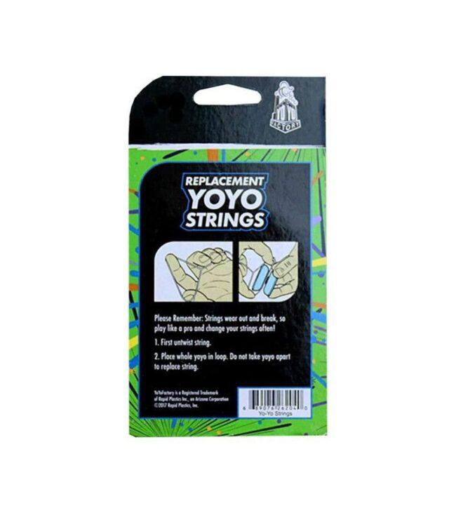 yoyofactory cuerdas