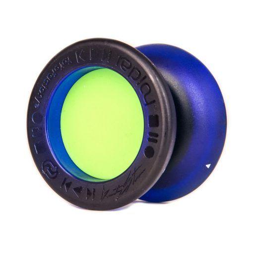 yoyo replay pro azul y verde