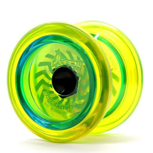 yoyo arrow amarillo
