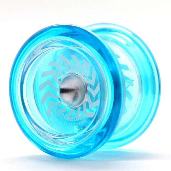 yoyo arrow azul