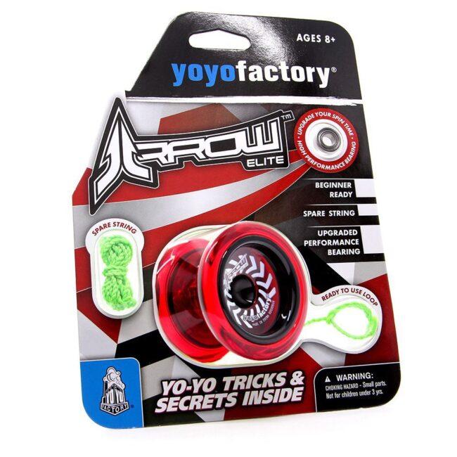 yoyo arrow package