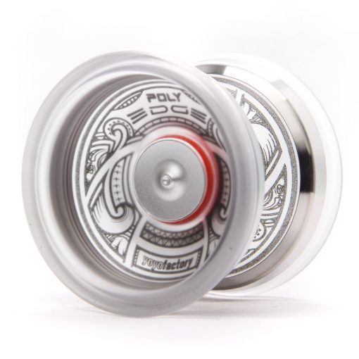 poly edge yoyo