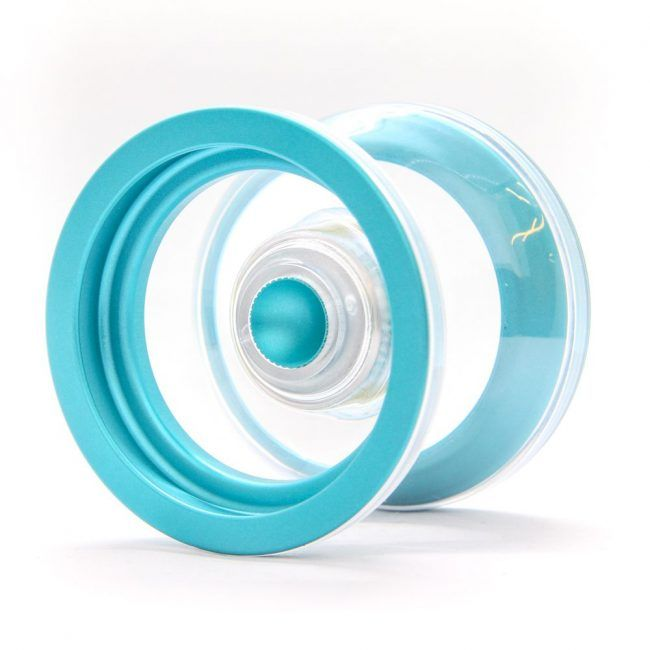 yoyo overthrow blue