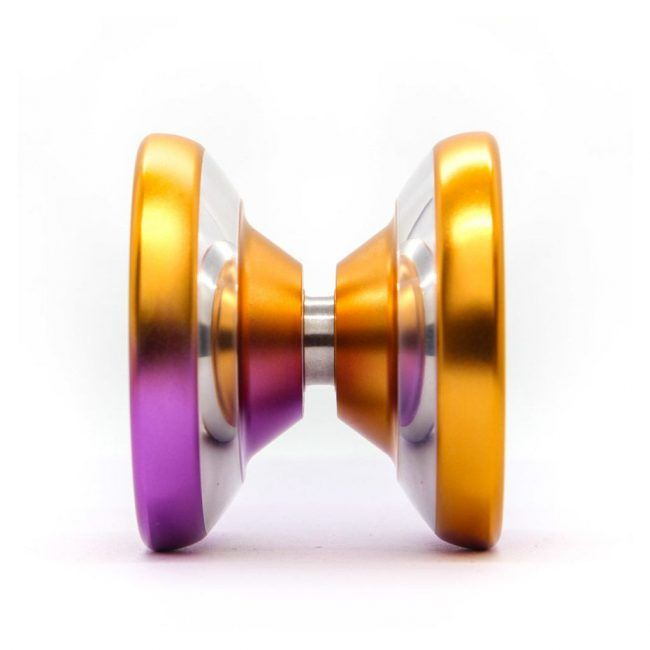 Yoyo Shuter Wide Angle gold purple
