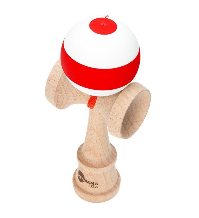 kendama usa Retro Red