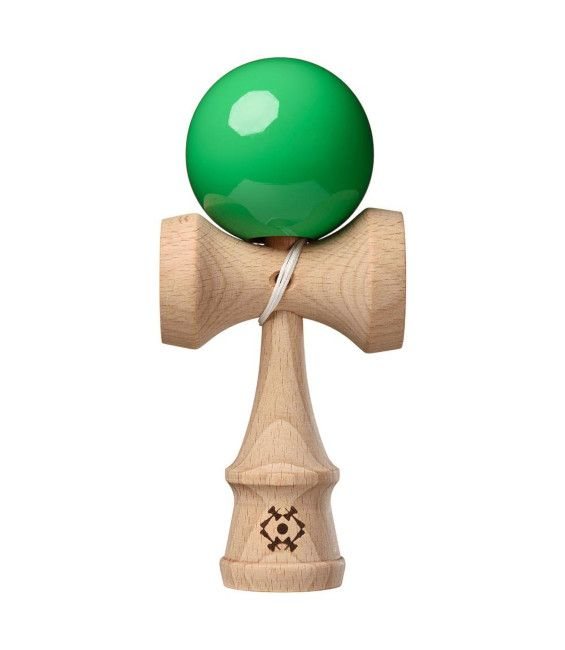 mini kendama verde